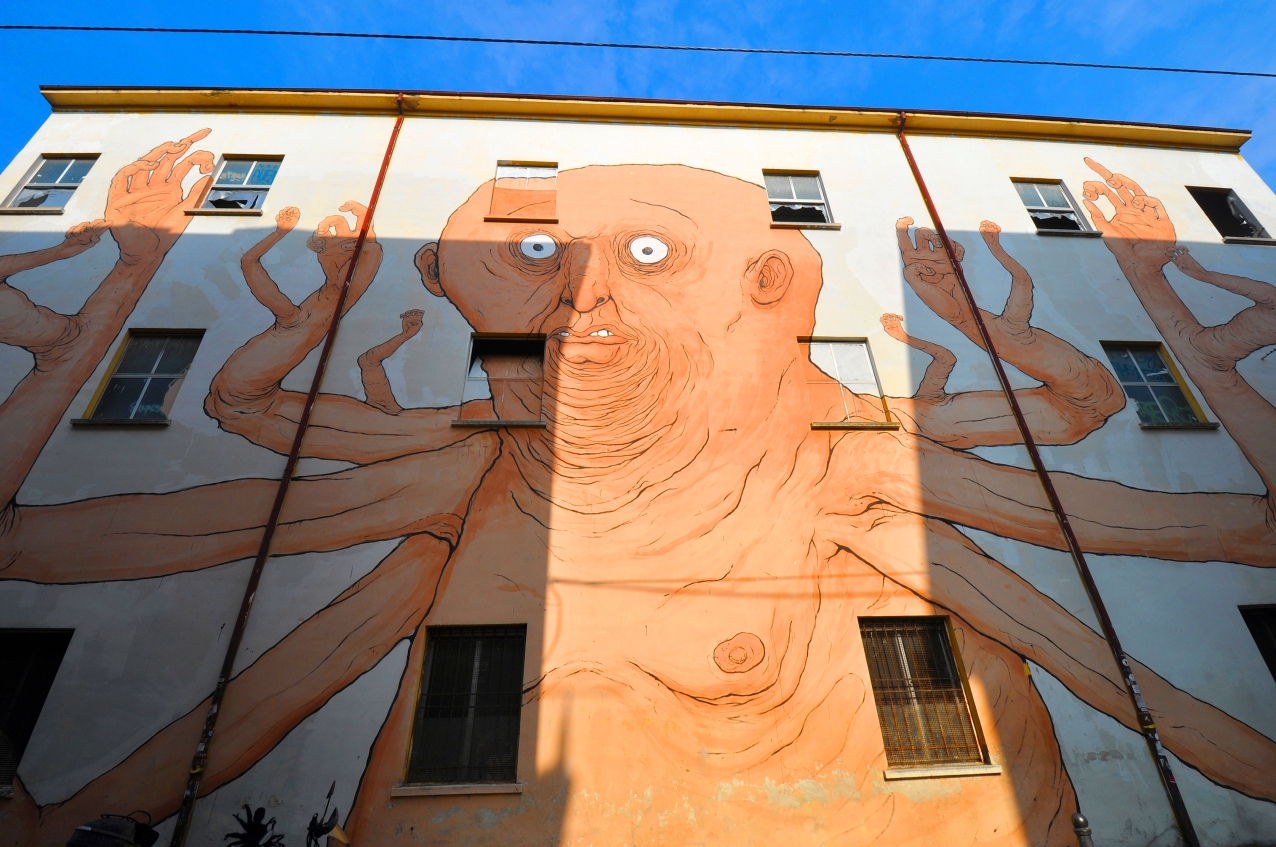 Bologna, Via Orfeo