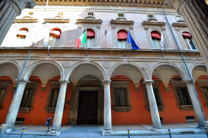 Palazzo Malvezzi-Campeggi (Giurisprudenza)