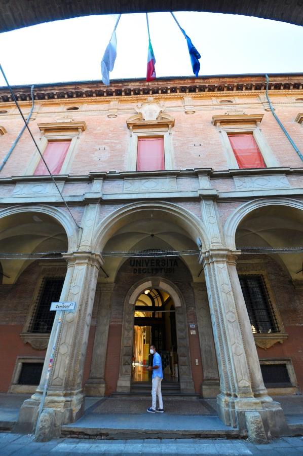 Palazzo Poggi (Sede Università)